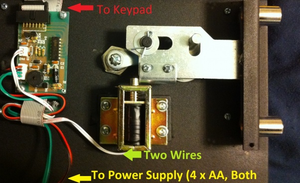 Programmable electronic timer switch to electronic door lock? & Programmable Electronic Timer Switch To Electronic Door Lock ...