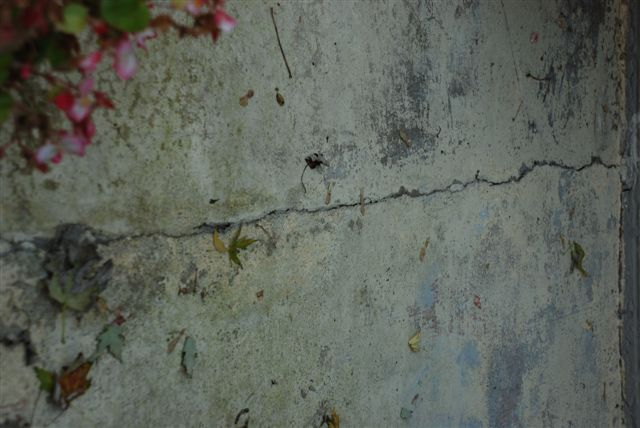 Proper methods to fill concrete gaps, holes, cracks and resurface concrete-long-crack-porch.jpg