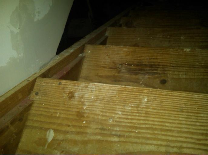 Tiny Home Designs: Trim / Finish Carpentry Around Stair Stringers