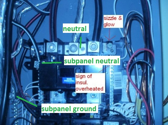 Help! Glowing spot at bonding screw-main-panel-05dec2011.jpg