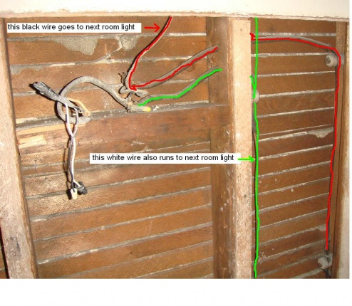 old house old wiring need help electrical diy chatroom rh diychatroom com old house wiring types old house wiring style