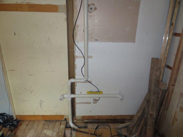 Double Sink Rough In Plumbing Diy Home