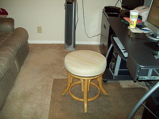 chair on carpet issue flooring diy chatroom home improvement forum