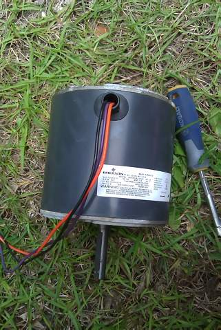 20474d1273951826 condeser fan motor 3 wire 4 wire pics provided help may 15 2010 057 condeser fan motor 3 wire to 4 wire (pics provided) help!! hvac 4 Wire Motor Wiring Diagram Old at gsmportal.co