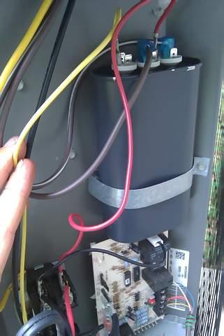 on wagner condenser fan motor wiring diagram