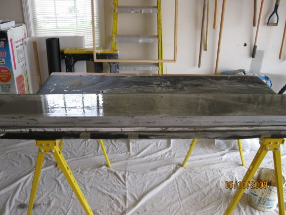 my kitchen reno - complete remodel (with concrete countertop)-may2009