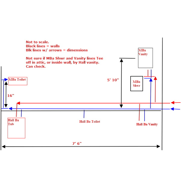 Water Hammer Returns In A Few Days - Plumbing - DIY Home Improvement