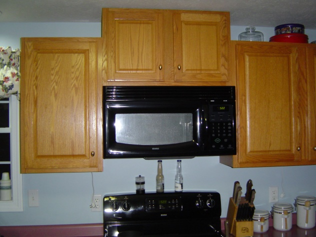 OTR Microwave Help No Stud! - Appliances - DIY Chatroom Home ...