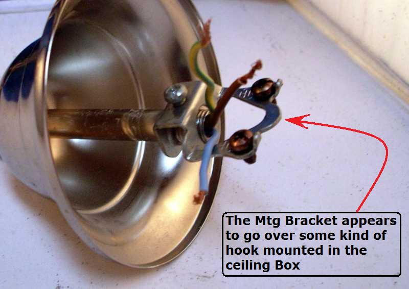 Help For Mounting A British Chandelier In The US - Electrical ...