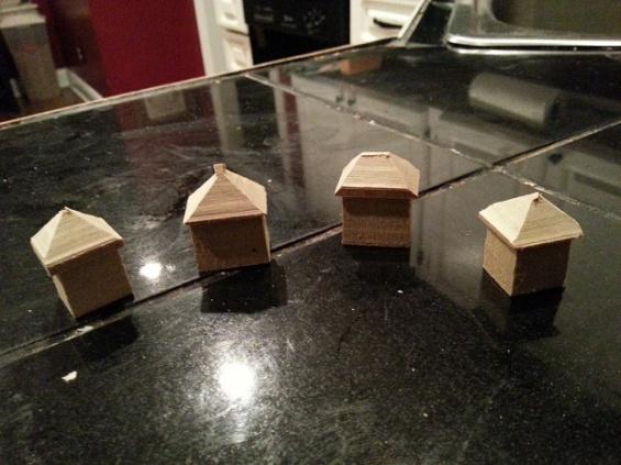 2 layers of counter top, 1 headache-mini-birdhouses.jpg