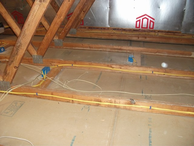 Garage Attic Insulation Questions Building