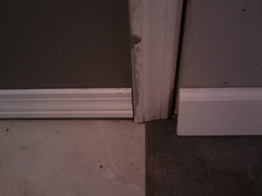 Is this the wrong type of molding for walls?-moldings.jpg