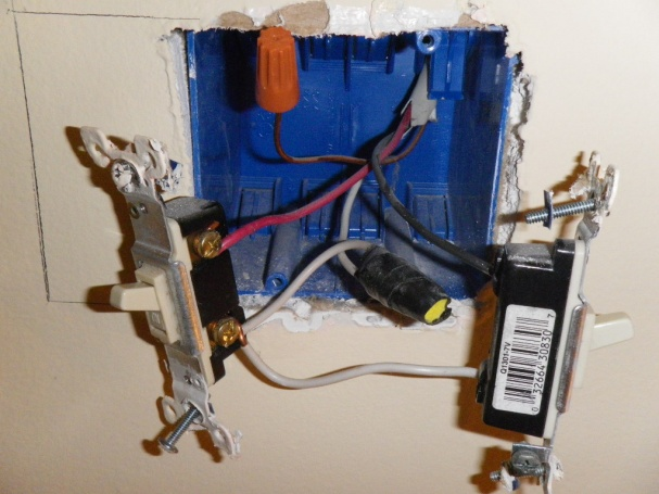 Replacing Single Pole Light Switches With Double Pole Electrical