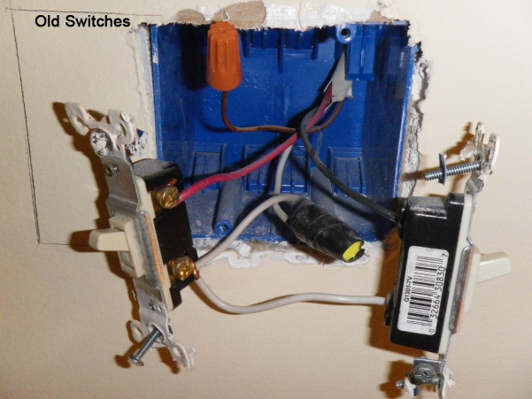 Replacing Single Pole Light Switches With Double Pole - Electrical - Page 2