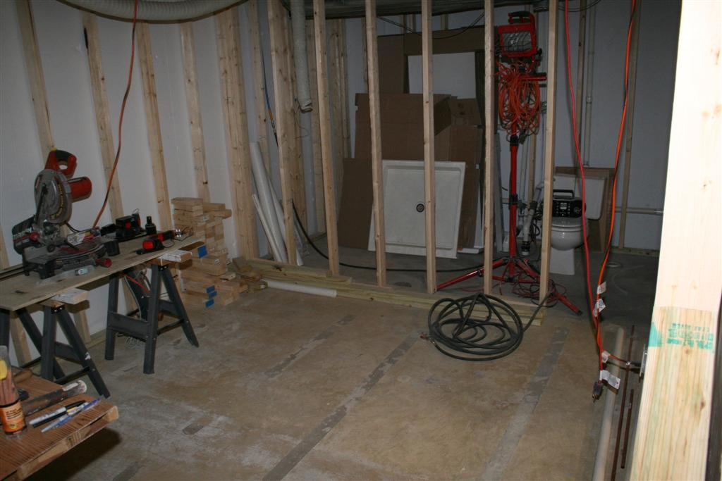 Adding Insulation To Basement Walls Fine Homebuilding You Don T Need Squash Blocks Researchers At A Building Science