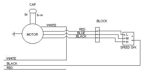 Blower Motor for Exhaust Fan | DIY Home Improvement ForumDIY Chatroom