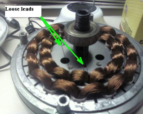 Ceiling fan repair appliances diy chatroom home improvement forum ceiling fan repair motor2g aloadofball Choice Image