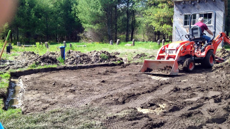 Landscape/Hardscape Project for WET Backyard-muddy-mess.jpg