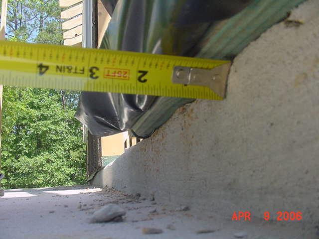 New Construction No Brick Ledge Building Amp Construction