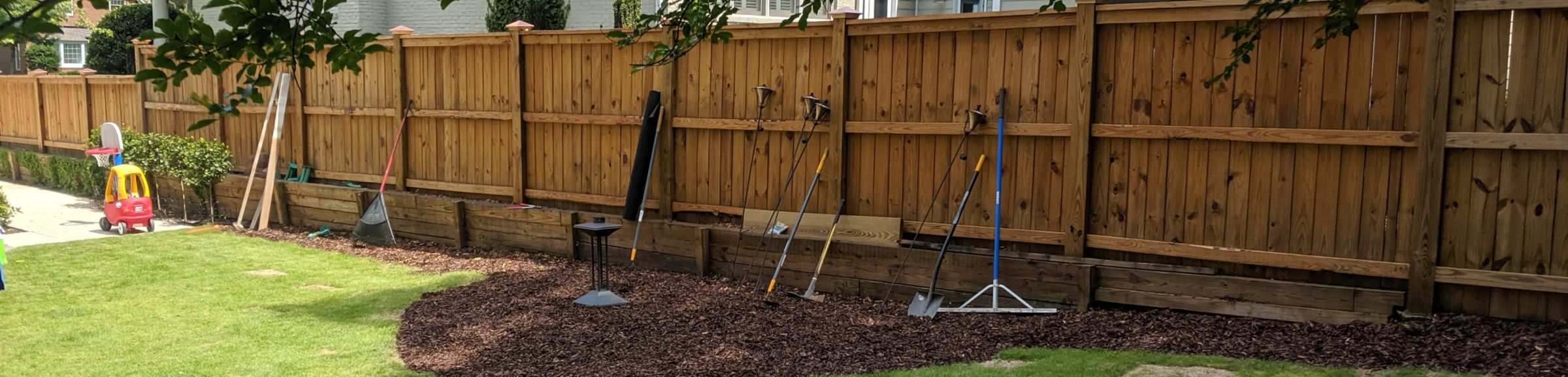 Timber retaining wall repair help-mvimg_20190611_152626.jpg