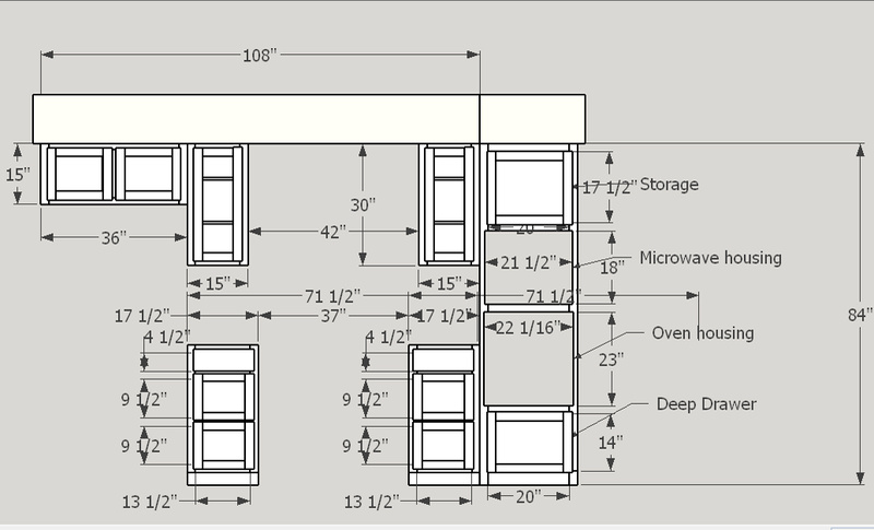 Cabinet Too Shallow For Wall Oven? - General DIY Discussions - DIY ...