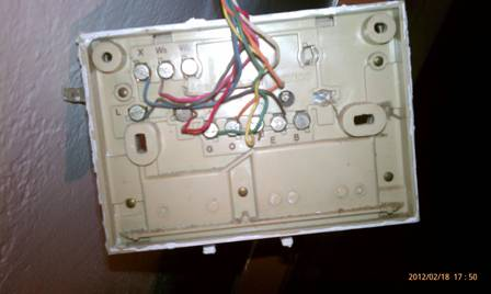 Intertherm Thermostat Wiring Diagram: Honeywell Thermostat - HVAC - DIY Chatroom Home Improvement Forum,Design