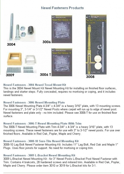Preparing 1st step for over-the-post starting newel-newel-fastener-products.jpg