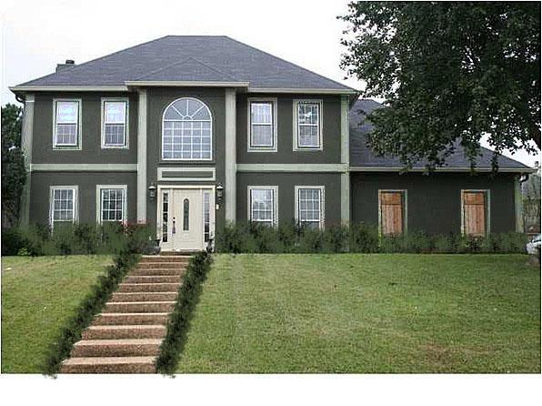 need help sprucing up dark green stucco-newhouse-2-photo.jpg