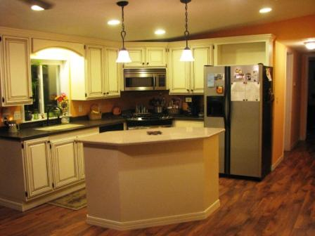Tips On Glazing Kitchen Cabinets New Kitchen2 Jpg Pictures To Pin On