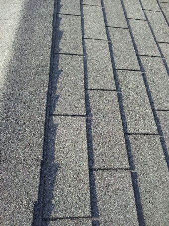 Help!!! Why do I need to replace an 8 year old roof & how correct the problem?-no_spidering_ridge_top3_rows.jpg