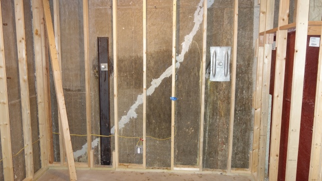 What to do for Spray Foam Smell?-northwall.bad.cleanup_02.jpg