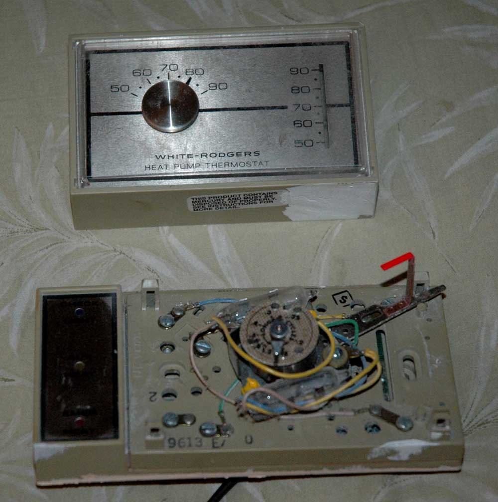 Older Honeywell Thermostat Wiring Diy Enthusiasts Diagrams Diagram 2 Wire Old To New Center U2022 Rh Mitzuradio Me X Wires