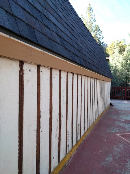 Replacing T1 11 Siding With Fake Board And Batten