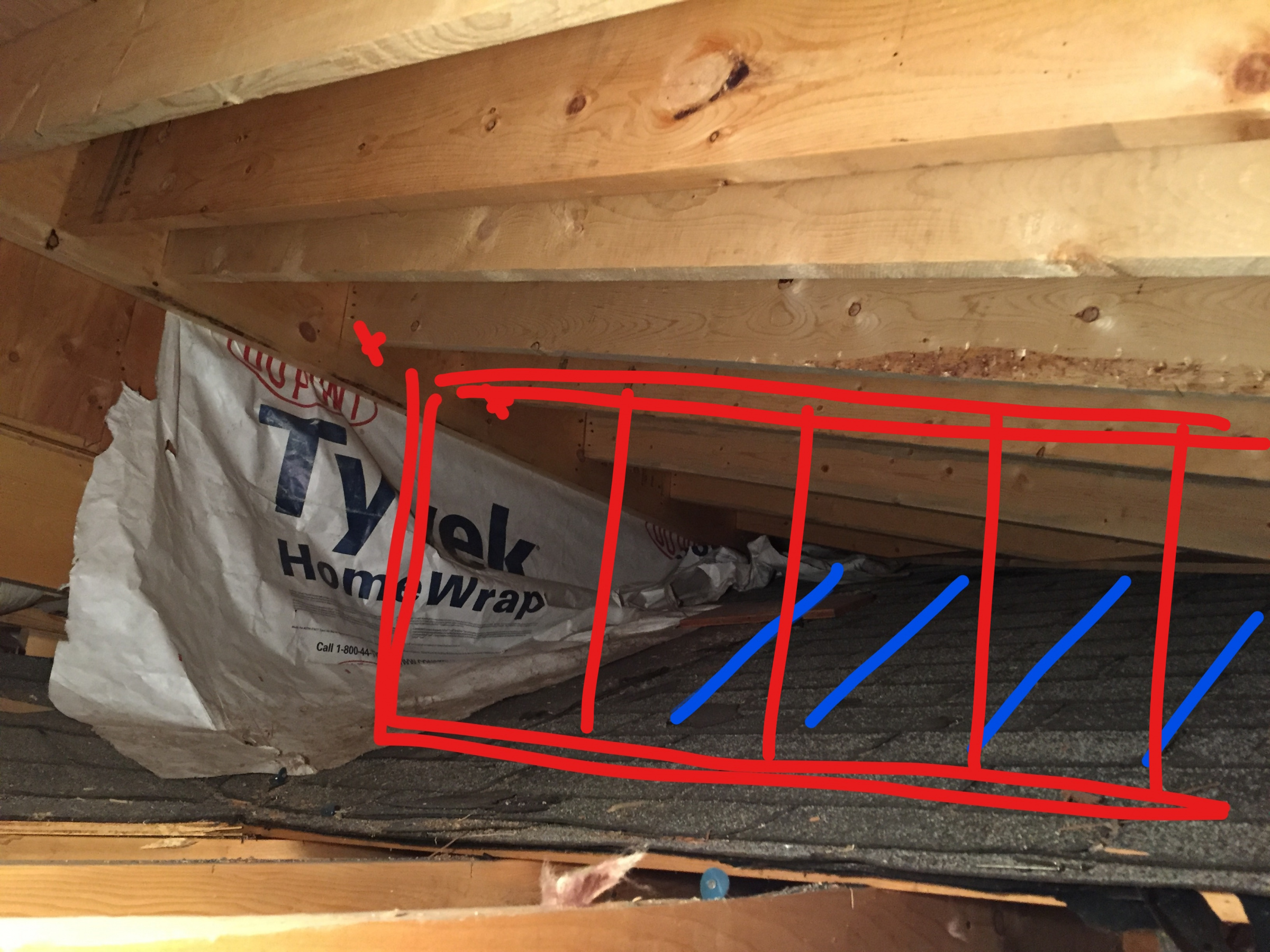 Enclosed Porch: Insulation between rafters?-opposite-wall-inked.jpg