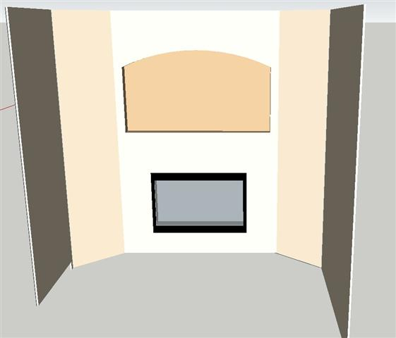 "What to do ""behind"" electric fireplace framing?-opt1-simple.jpg"