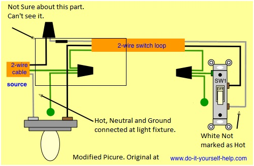 Adding A Light To The End Of A 4way Switch Circuit