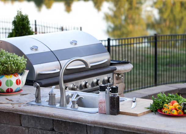 Is This the Year You'll Build an Outdoor Kitchen?