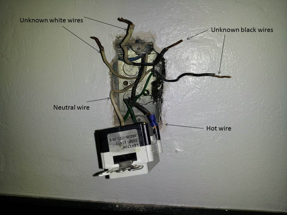 Not Getting 120 Volts From Hot To Neutral, But 120 From Hot To ...