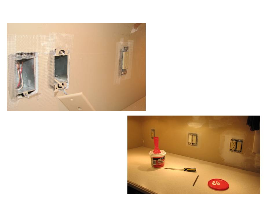 Switch And Outlet Covers - Carpentry