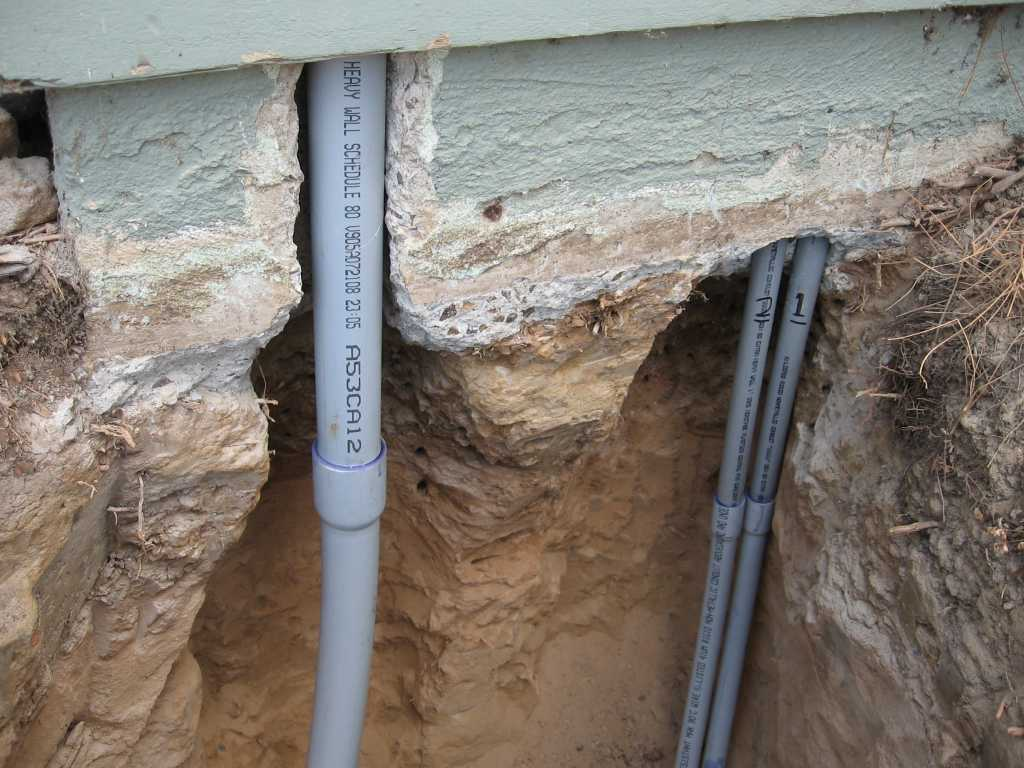 Pvc conduit custom offset or bending electrical page