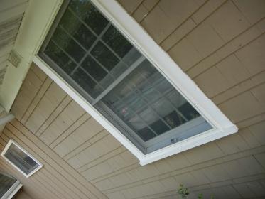 Exterior Window Dressing Shutter Alternative Windows And