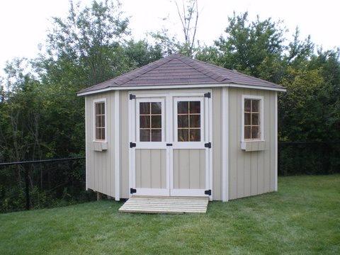 Corner Shed Roof??? - Building & Construction - DIY Chatroom Home ...