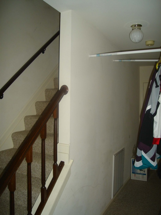load bearing? I want to put in a pocket door under stairs-outside_stairs.jpg