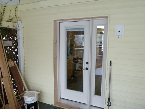 Basic Screen Door Vs Full Storm Door Remodeling Diy