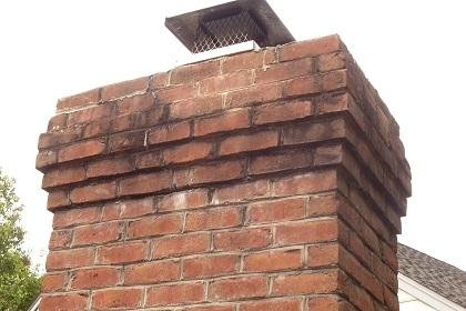 Chimney Repair Need Advice Concrete Stone Amp Masonry