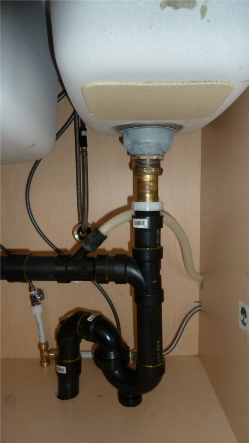 DIY Kitchen Island Plumbing Question - Plumbing - DIY Home