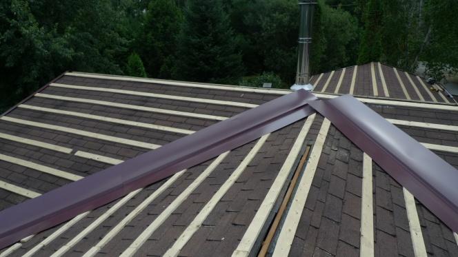 """""""W"""" Valleys Meet At A Dormer Ridge - Roofing/Siding - DIY ...  """"W"""" V..."""