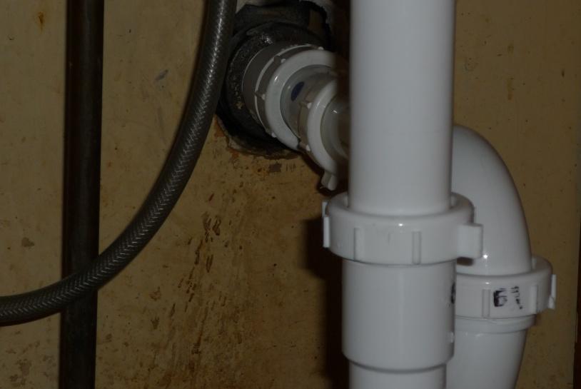 Leaking Drain Pipe Under Kitchen Sink Diy Home Improvement Forum