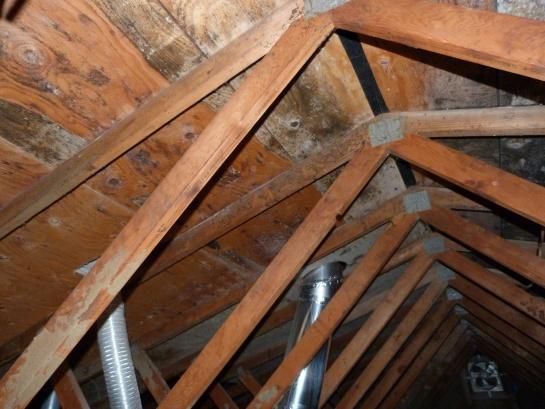 Ridge Cap Venting Issues Poor Ventilation Roofing