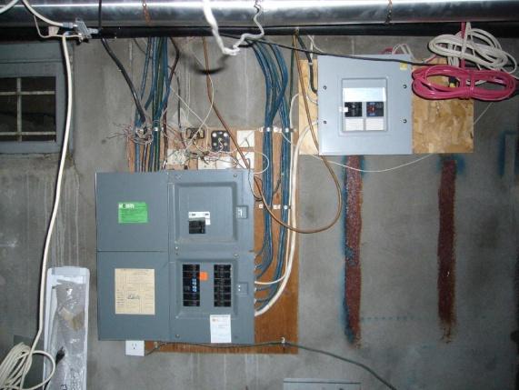 Wiring New Breaker Box
